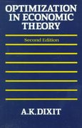 Optimization in Economic Theory 2nd edition 9780198772101 0198772106