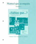 Sabías Que? 4th edition 9780072859928 007285992X