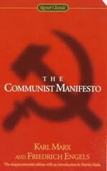 The Communist Manifesto 1st Edition 9780451527103 0451527100