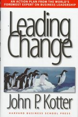 Leading Change 1st Edition 9780875847474 0875847471