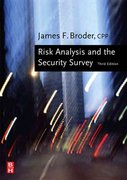 Risk Analysis and the Security Survey 4th Edition 9780123822345 0123822343