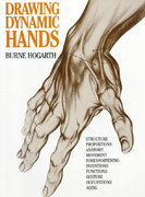Drawing Dynamic Hands 0 9780823013685 0823013685
