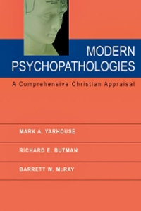 Modern Psychopathologies 1st Edition 9780830827701 0830827706