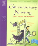 Contemporary Nursing 3rd edition 9780323029681 032302968X