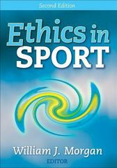 Ethics in Sport 2nd Edition 9780736064286 0736064281