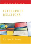 Intergroup Relations 2nd edition 9780335209897 0335209890