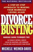 Divorce Busting 0 9780671797256 0671797255