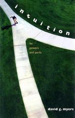 Intuition 1st Edition 9780300130270 0300130279
