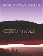 Fundamentals of Corporate Finance 4th edition 9780072855579 0072855576