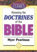 Knowing the Doctrines of the Bible 0 9780882435343 0882435345