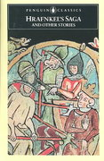 Hrafnkel's Saga and Other Icelandic Stories 1st Edition 9780140442380 0140442383