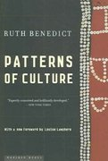 Patterns of Culture 1st Edition 9780618619559 0618619550