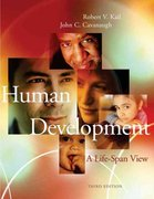 Human Development 3rd edition 9780534597511 0534597513