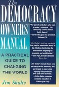 The Democracy Owners' Manual 0 9780813530383 0813530385