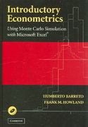 Introductory Econometrics 0 9780521843195 0521843197