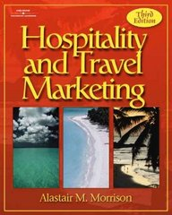 Hospitality & Travel Marketing 3rd edition 9780766816053 0766816052