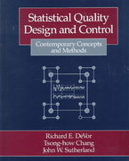 Statistical Quality Design and  Control 2nd Edition 9780130413444 0130413445