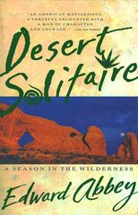 Desert Solitaire 1st Edition 9780671695880 0671695886