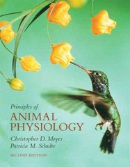 Principles of Animal Physiology 2nd Edition 9780321501554 0321501551