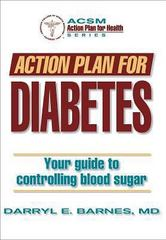Action Plan for Diabetes 0 9780736054591 0736054596