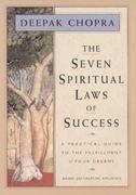 The Seven Spiritual Laws of Success 1st Edition 9781878424112 1878424114
