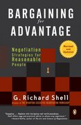 Bargaining for Advantage 2nd Edition 9780143036975 0143036971