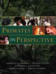 Primates in Perspective 1st edition 9780195171334 0195171330