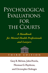 Psychological Evaluations for the Courts 3rd Edition 9781572309661 1572309660