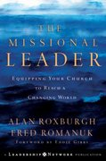 The Missional Leader 1st edition 9780787983253 078798325X