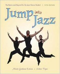 Jump into Jazz 5th Edition 9780072844047 0072844043