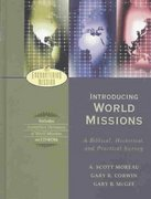 Introducing World Missions 1st Edition 9780801026485 0801026482