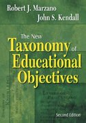 The New Taxonomy of Educational Objectives 2nd edition 9781412936293 1412936292