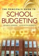 The Principal's Guide to School Budgeting 2nd edition 9781412925327 1412925320