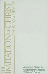 The Imitation of Christ 1st Edition 9780870612312 087061231X