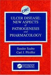 Ulcer Disease 1st edition 9780849362163 0849362164