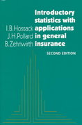 Introductory Statistics with Applications in General Insurance 2nd edition 9780521655347 052165534X