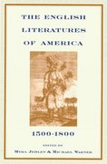 The English Literatures of America 1st edition 9780415908733 0415908736