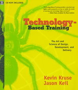 Technology-Based Training 1st edition 9780787946265 0787946265