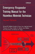 Emergency Responder Training Manual for the Hazardous Materials Technician 2nd edition 9780471213871 047121387X