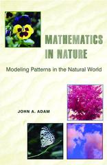 Mathematics in Nature 0 9780691127965 0691127964