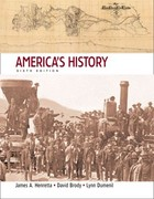 America's History 6th edition 9780312465483 0312465483