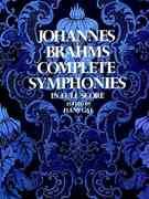 Complete Symphonies in Full Score 1st Edition 9780486230535 0486230538