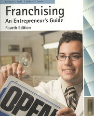 Franchising 4th Edition 9780759367050 0759367051