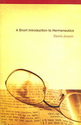 A Short Introduction to Hermeneutics 1st Edition 9780664227517 0664227511