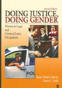 Doing Justice, Doing Gender 2nd edition 9781412927215 1412927218