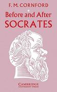 Before and after Socrates 1st Edition 9780521091138 0521091136