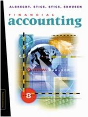 Financial Accounting 8th edition 9780324066708 0324066708