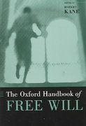 The Oxford Handbook of Free Will 0 9780195178548 0195178548
