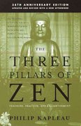 The Three Pillars of Zen 25th edition 9780385260930 0385260938