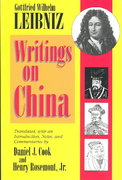 Writings on China 0 9780812692518 0812692519